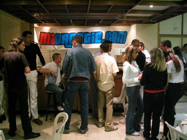 BK Bagnolet Kafe Juillet 2004