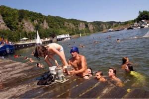eaux baignade croatie