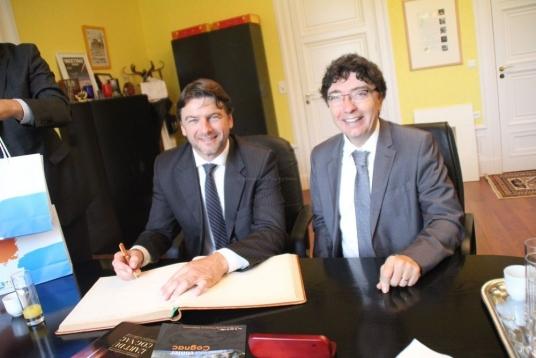 Ministre Croate Cognac