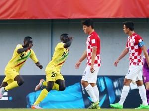 Le Mali écarte la Croatie (0:1)
