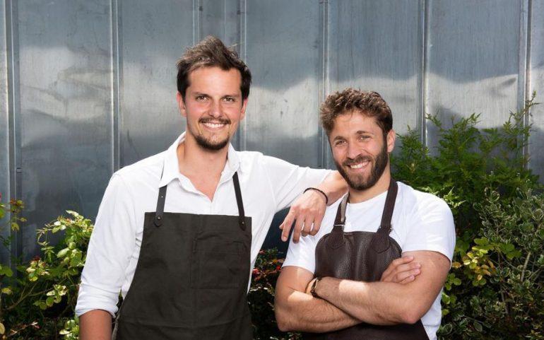 Cuisine Impossible Croatie TF1 Chefs Juan Arbelaez et Julien Duboué
