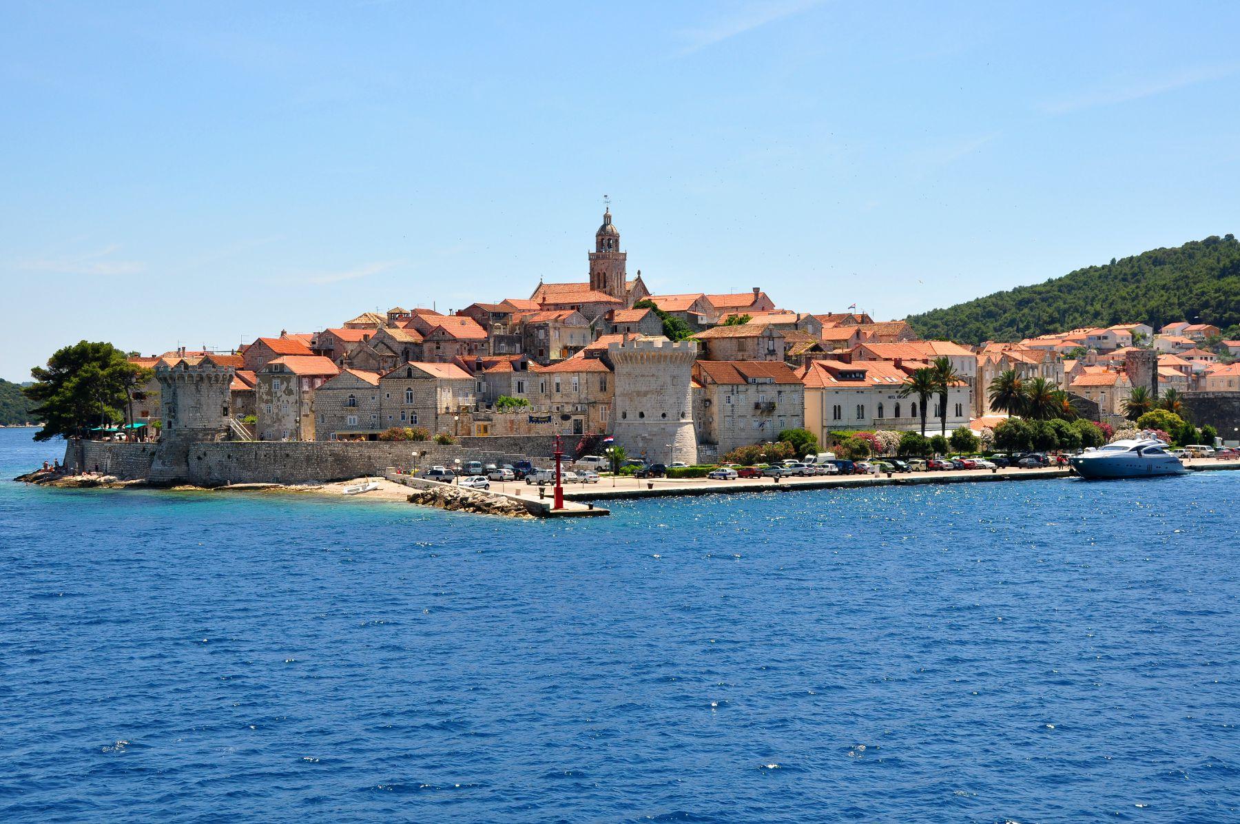 La Croatie nominée meilleur pays aux Travel Awards 2020